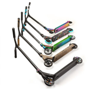 envy stunt scooters