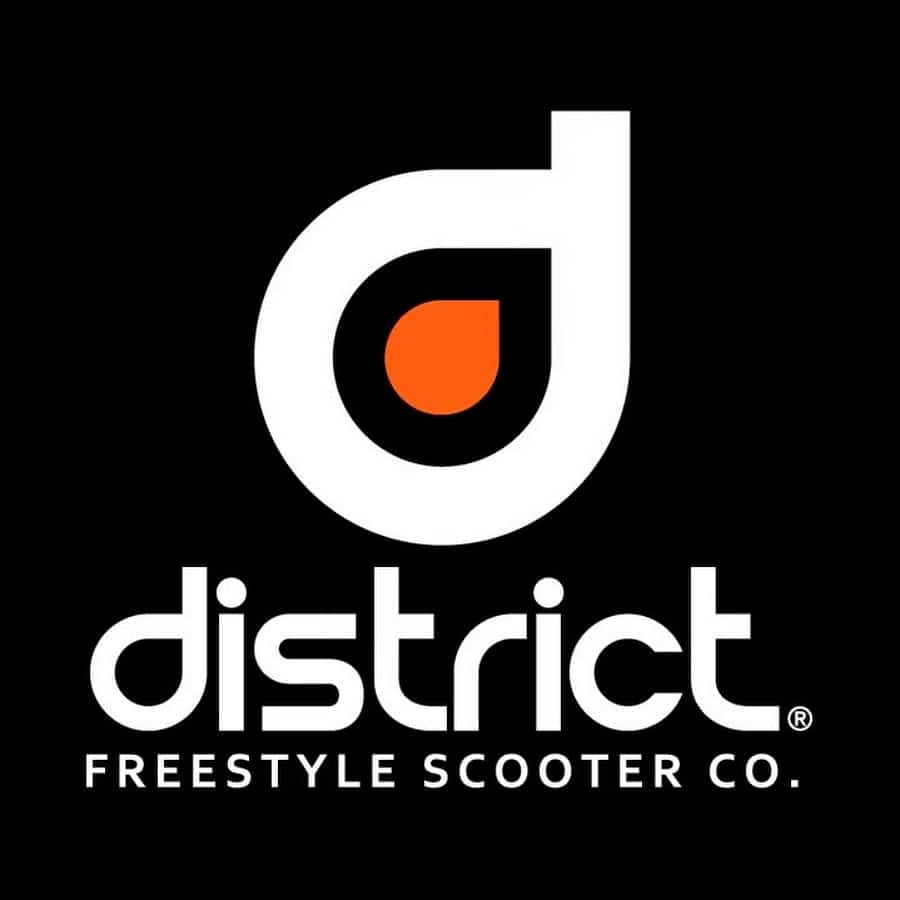 district pro scooters logo