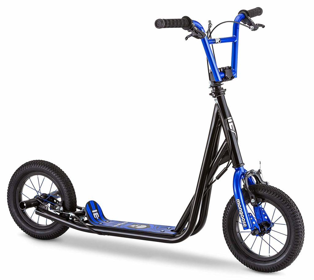 mongoose expo stunt scooter