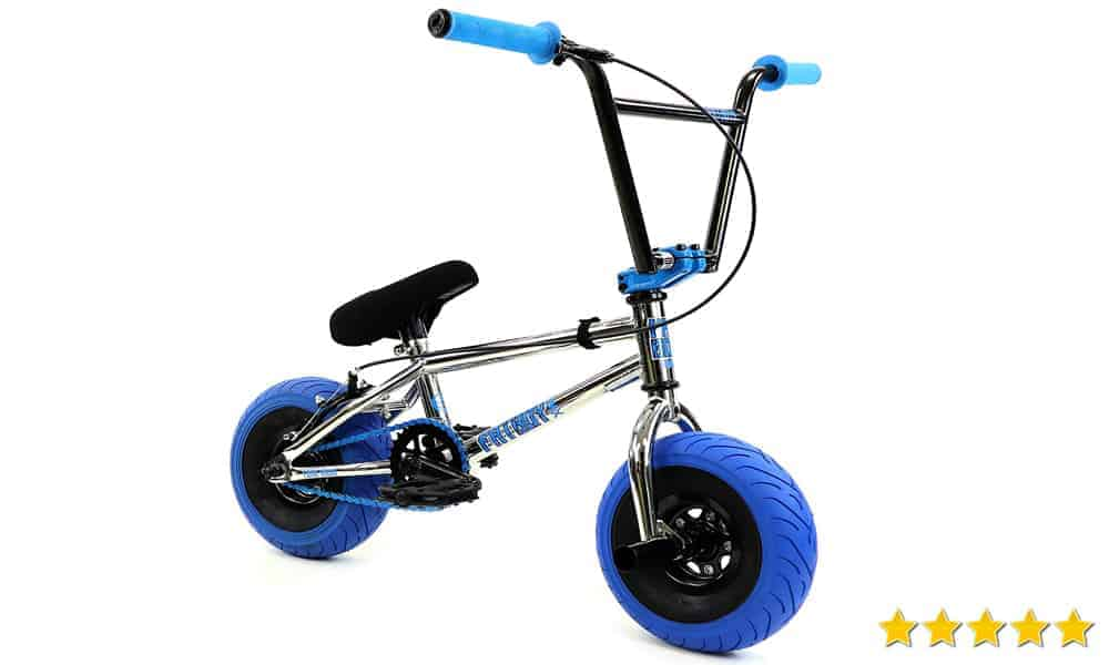 Fatboy mini bmx pro blue