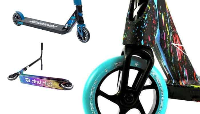 best pro scooters 2018