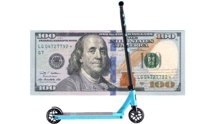 best-pro-scooters-under-100