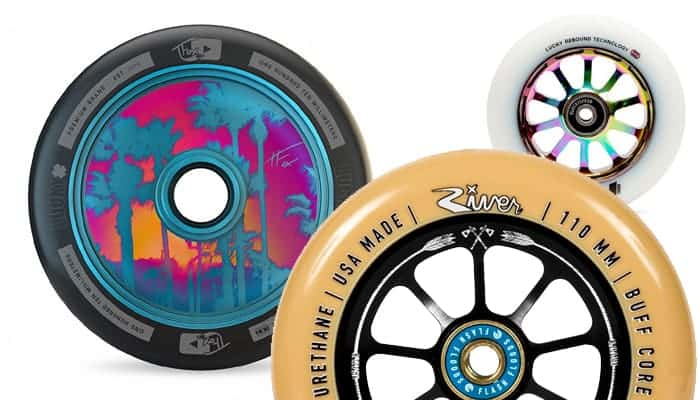 best pro scooter wheels 2018