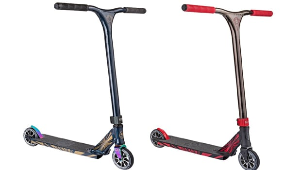 crisp ultima 4.5 scooter