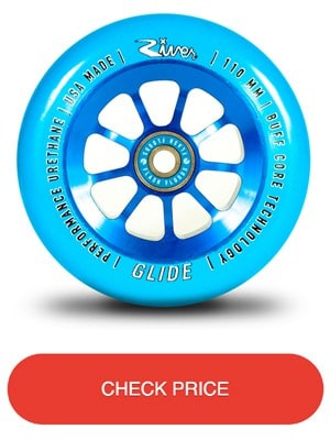 river glide wheels