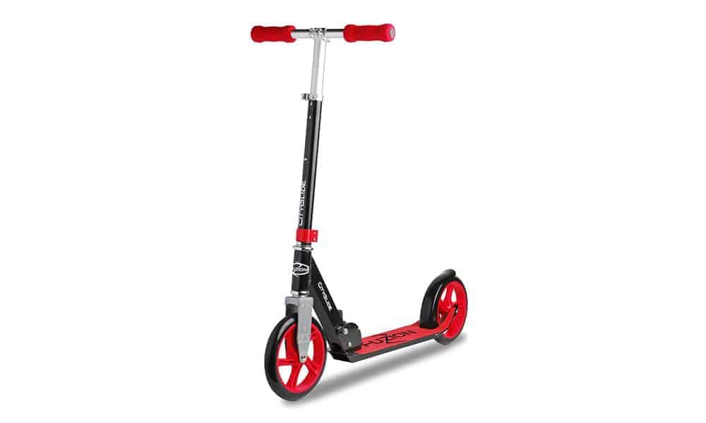 fuzion cityglide adult scooter