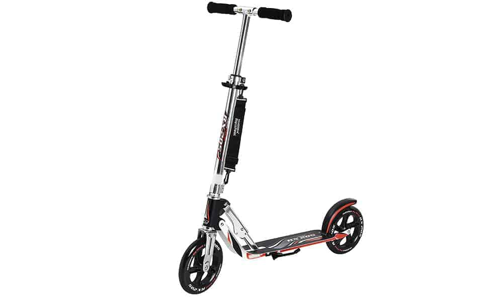 hudora 230 adult scooter