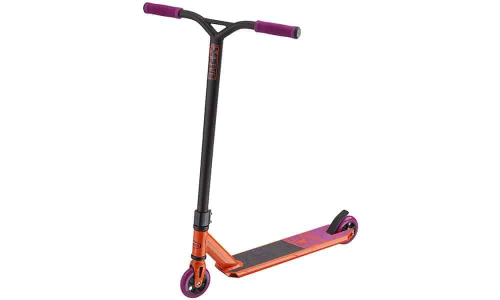 x-5 orange best scooters