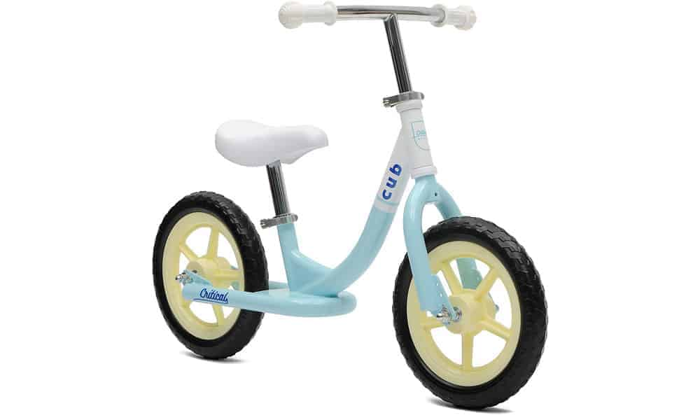 Critical Cycles Cub balance bike review