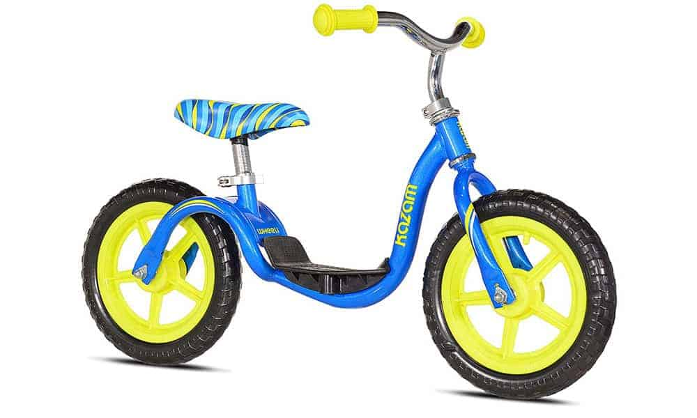 Kazam v2e Balance Bike review