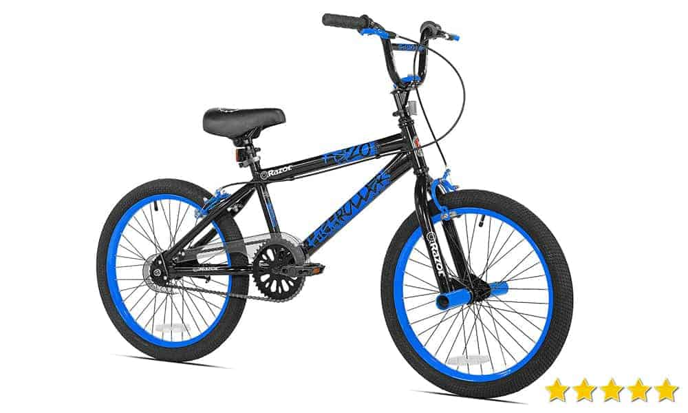 X-games kids bmx bike review