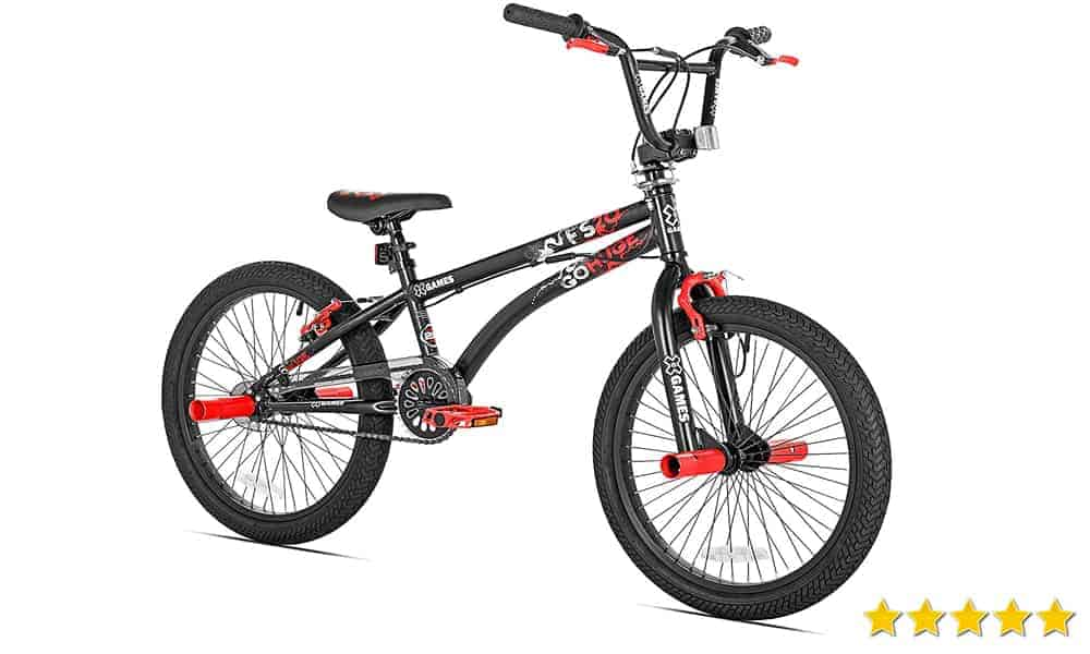X-games kids bmx bike