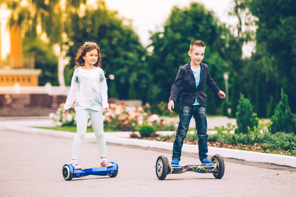 best faster hoverboards for kids