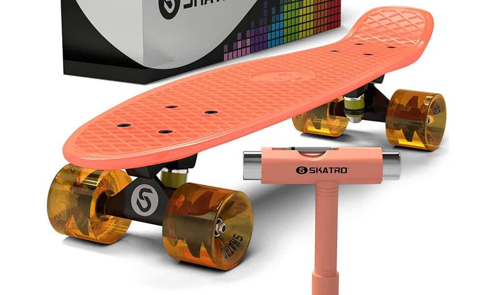 Skatro penny board review