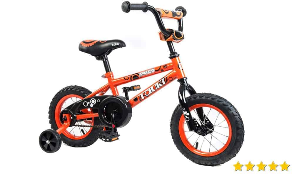 tauki kids bmx bike review