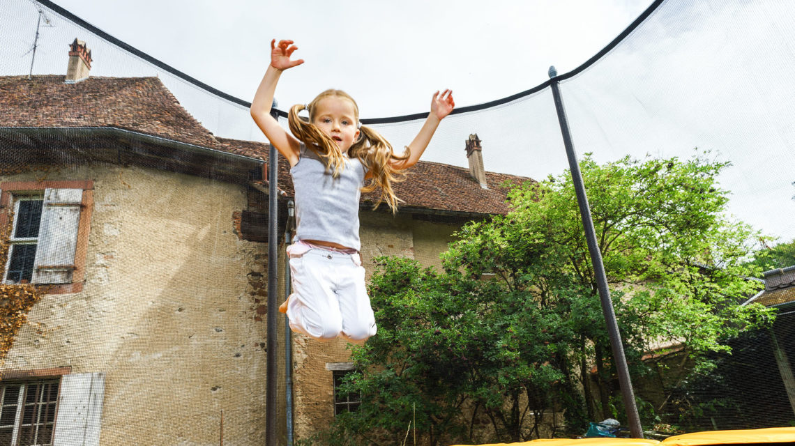best backyard trampolines