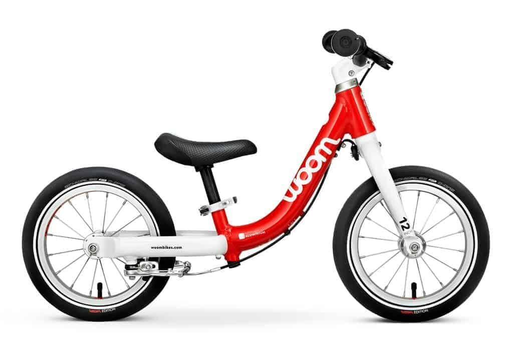 woom one balance bike review