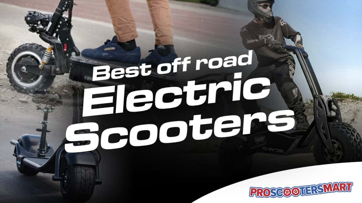 best offroad electric scooters