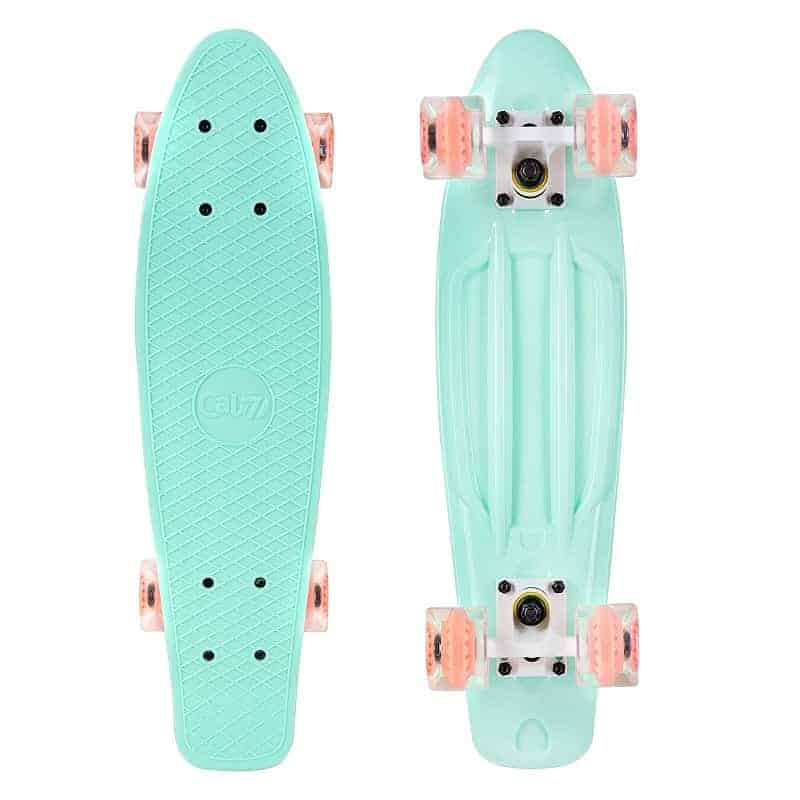 Cal 7 22 inches Complete Mini Cruiser Plastic