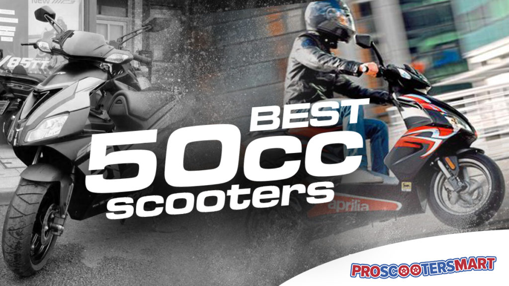 50cc scooters header image