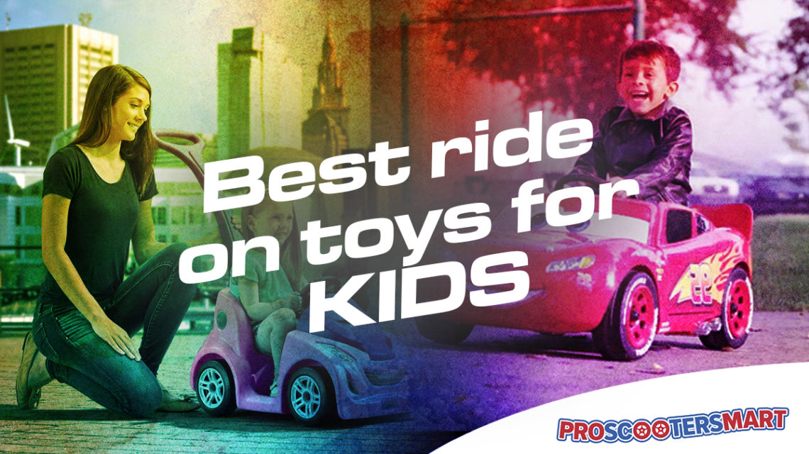 best ride on toys for kid