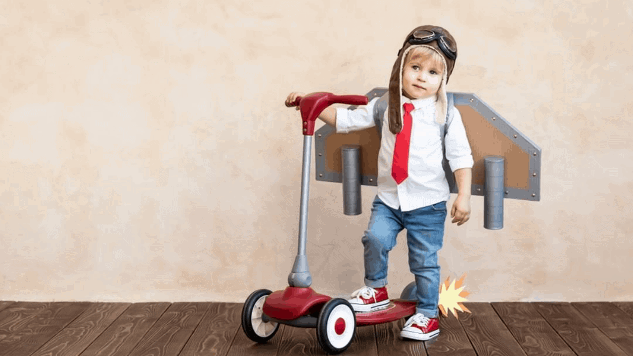 best age for riding scooters