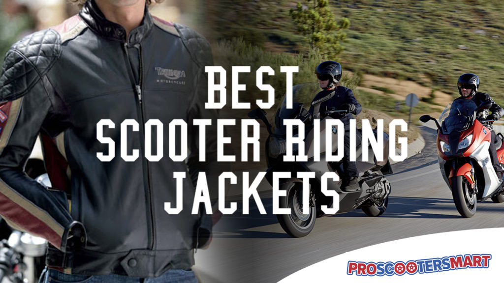 best scooter riding jackets