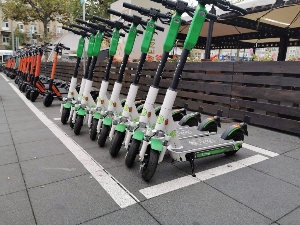 e-scooters in new york