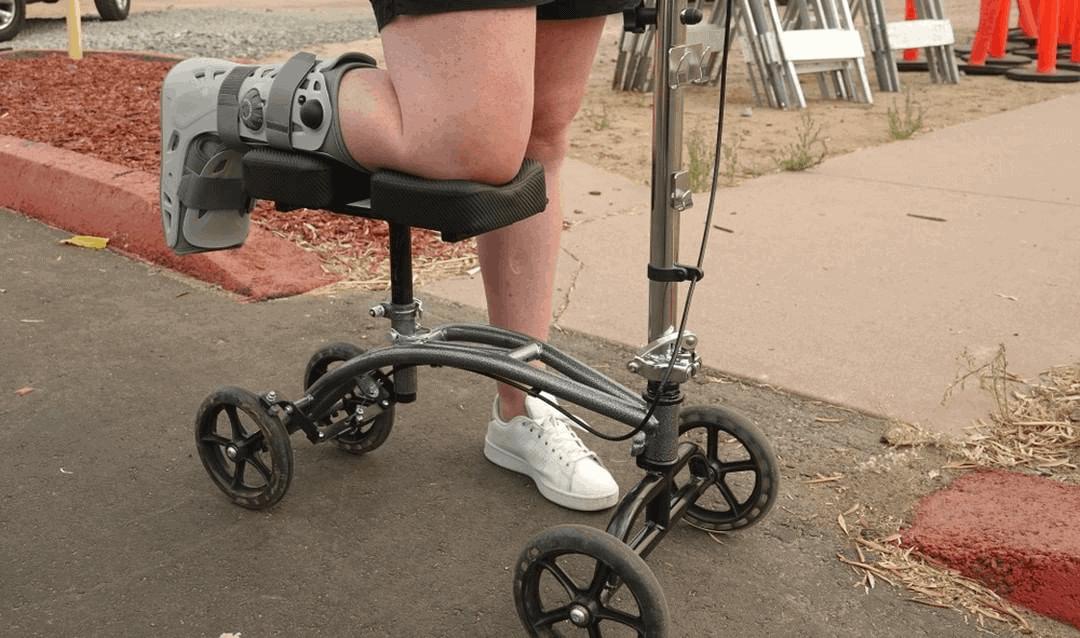 knee scooter rentals