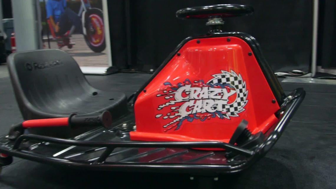 razor crazy cart review