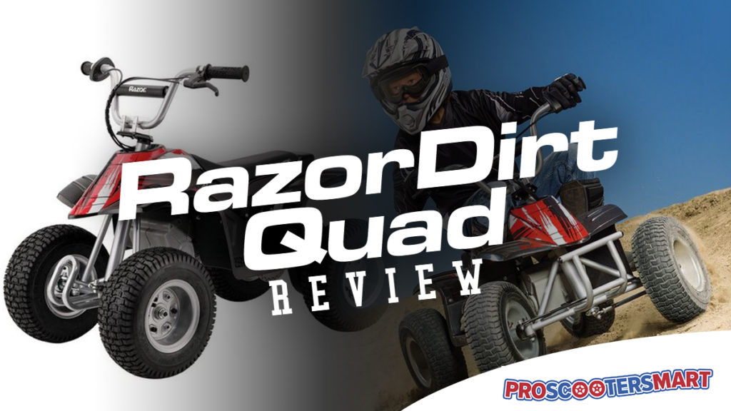 razor dirt quad review buyers guide