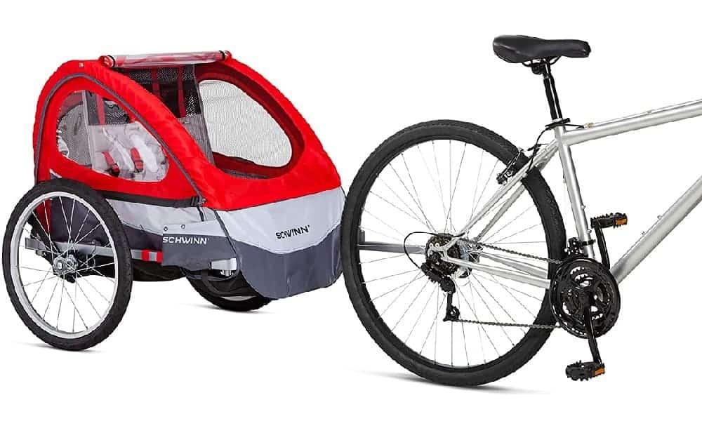 Schwinn Double Bike Trailer Review