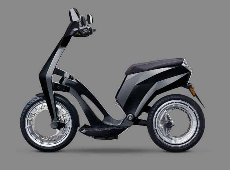 scooter design