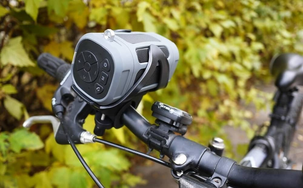 Best Bike Speaker