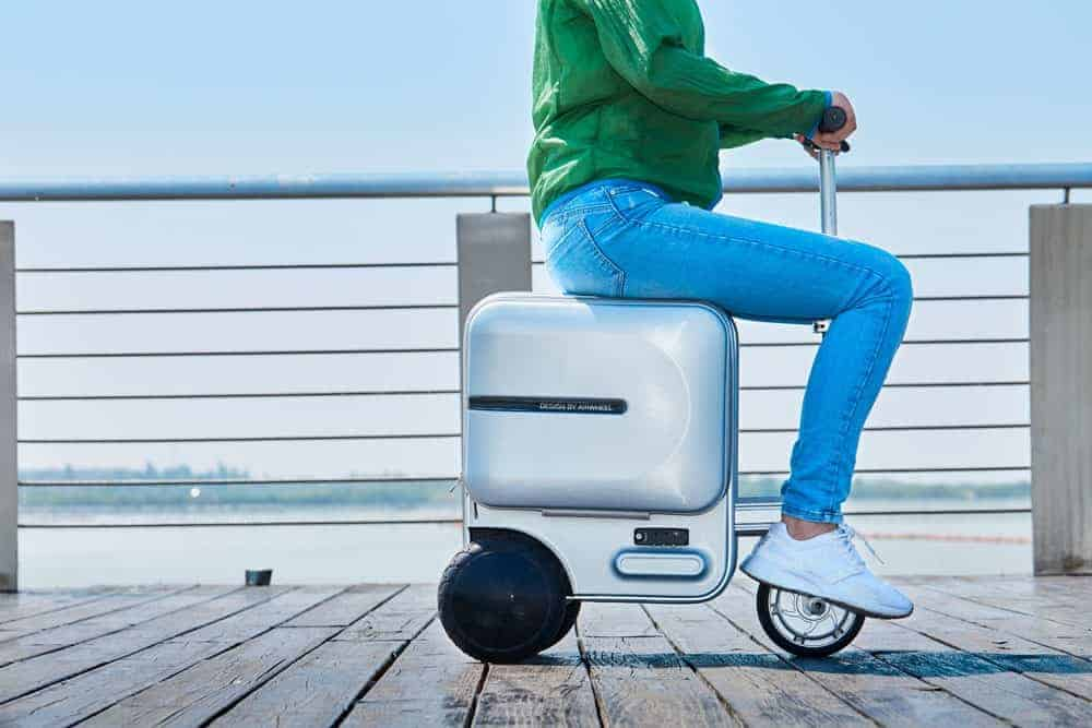 Buyer's Guide for Choosing The Right Scooter Luggage Trolleys