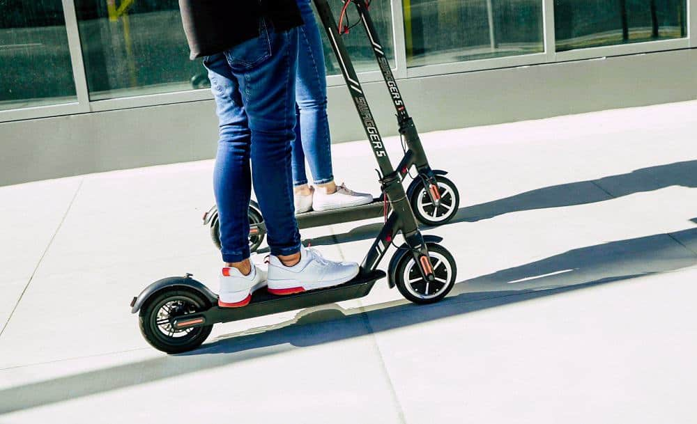 Factors You Need to Consider for Choosing Electric Scooters for Climbing Hills